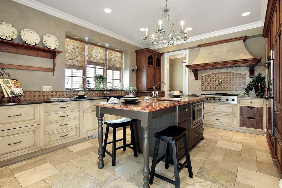 Stone Tile Flooring in Casselberry, FL